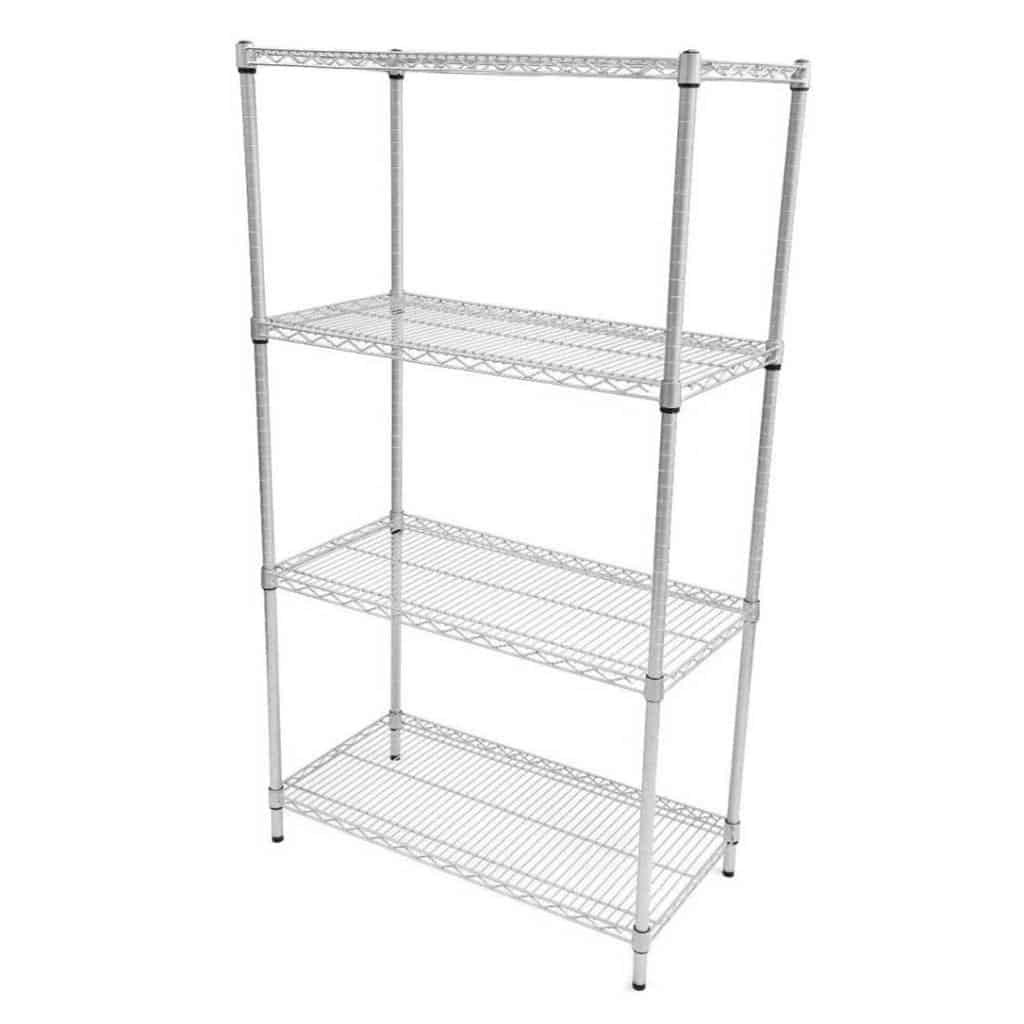 Eclipse Perma Plus Epoxy Coated Wire Shelving