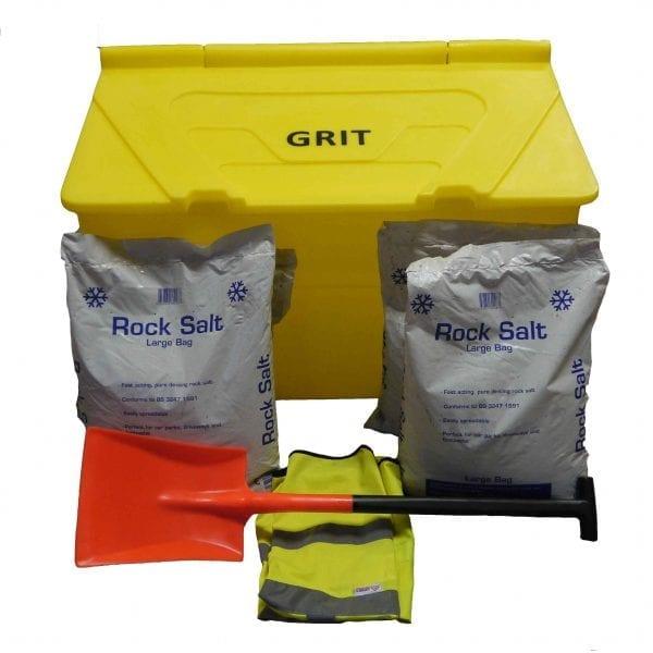 200 Litre Winter Grit Bin Kits