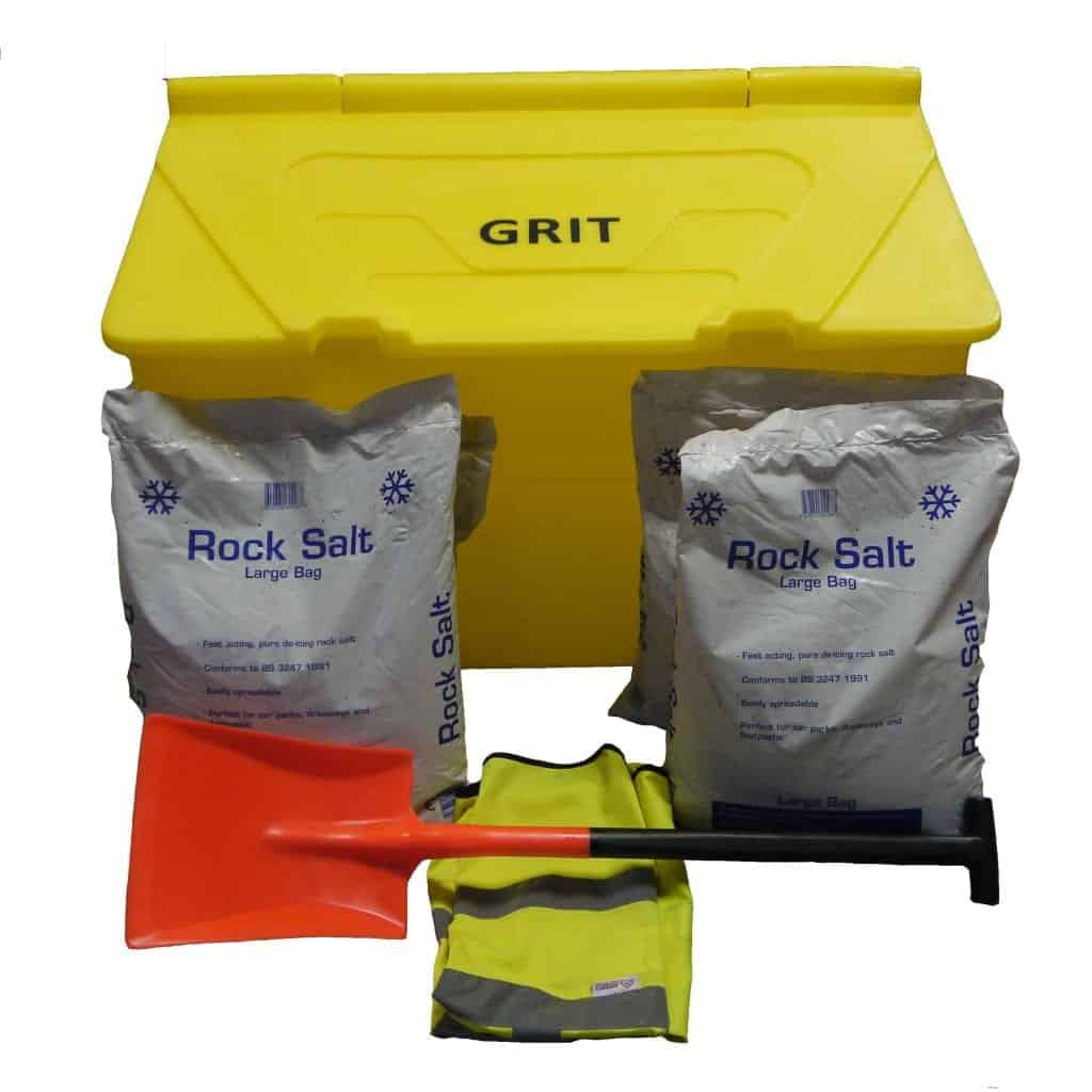 200 Litre Winter Grit Bin Kits