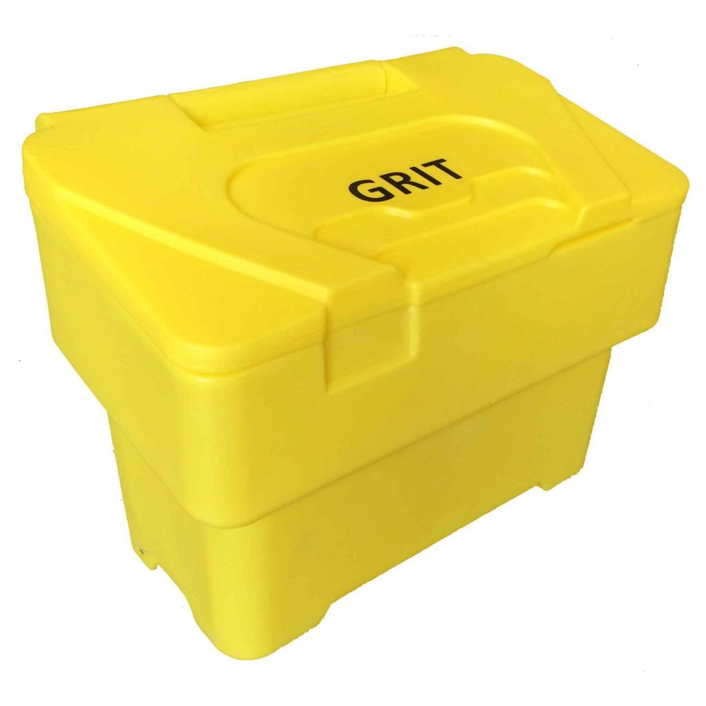 115 Litre Stacking Grit Bins