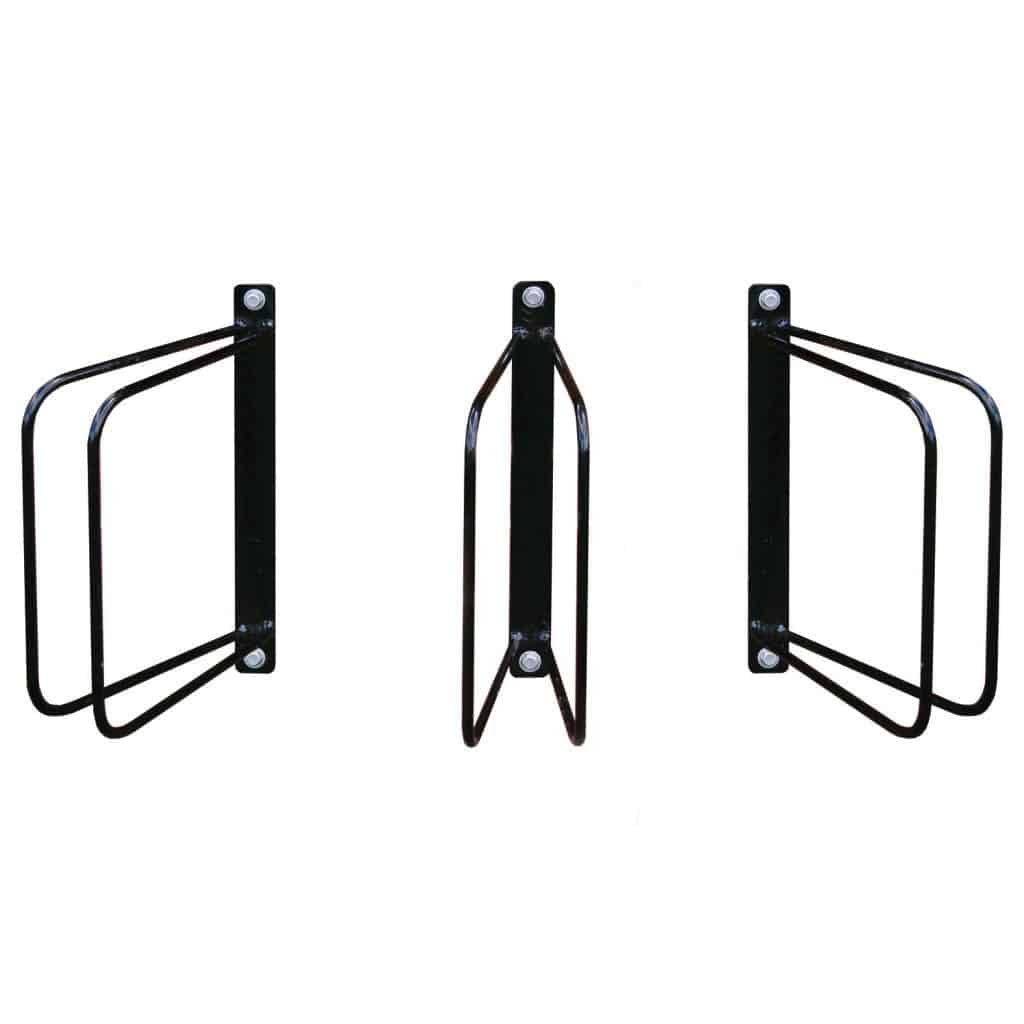 Wall Mounted Cost Saver Bicycle Racks