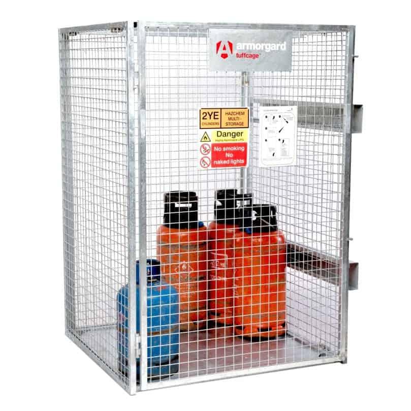 Armorgard TuffCage Folding Gas Cage