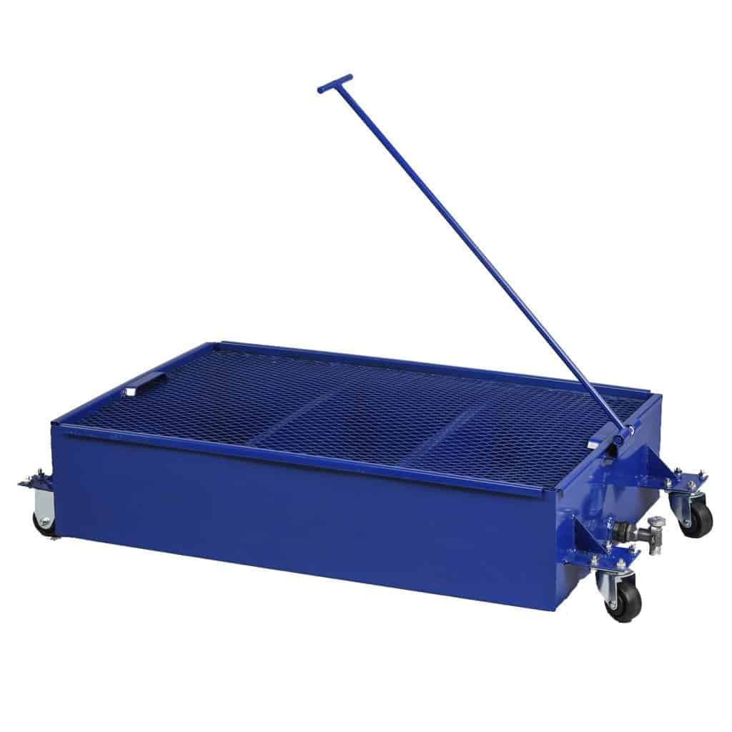 Waste Oil Drain Trolleys 115 Litre