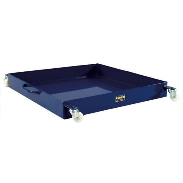 Mobile Large Steel Drip Tray
