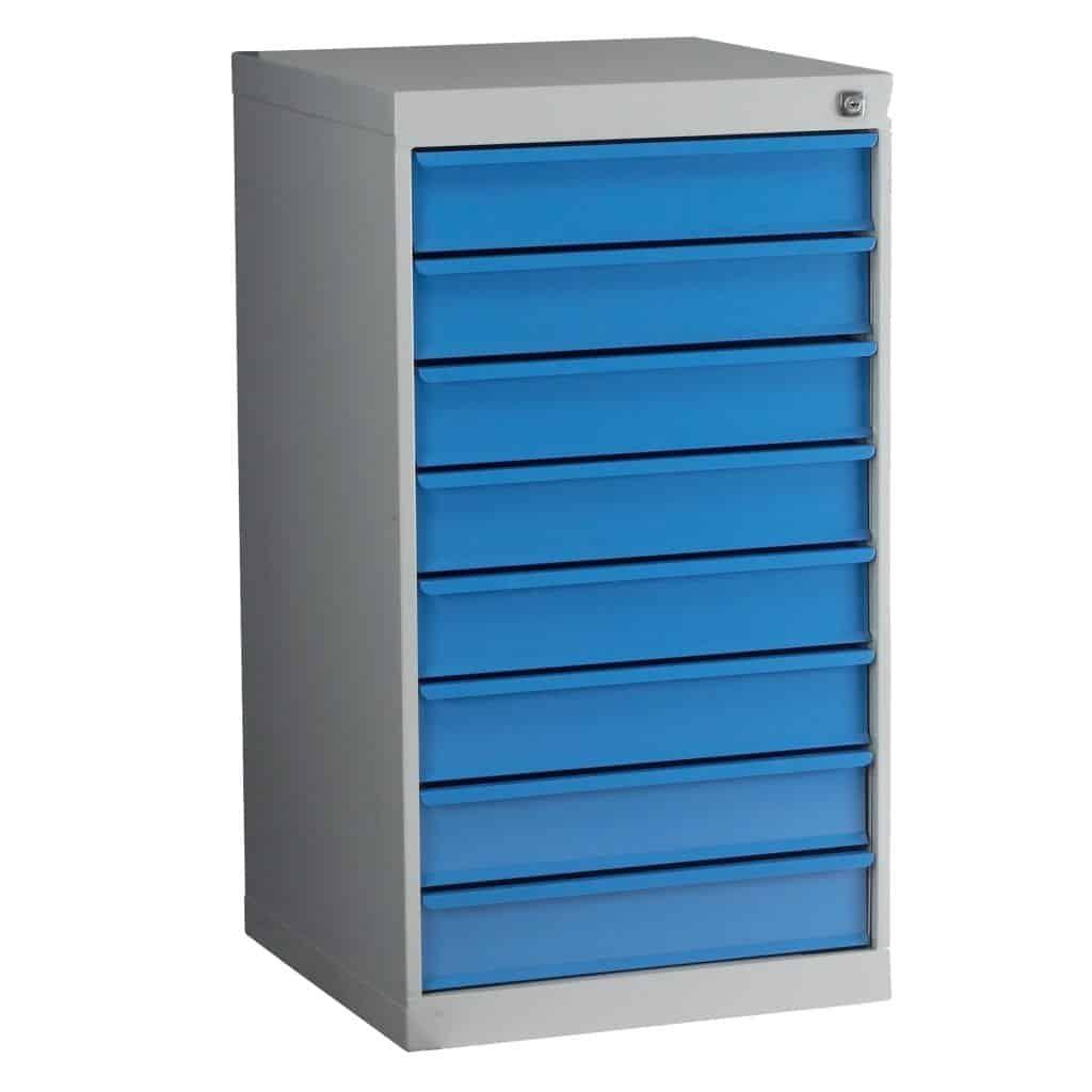 Euro 900 8 Drawer Cabinet