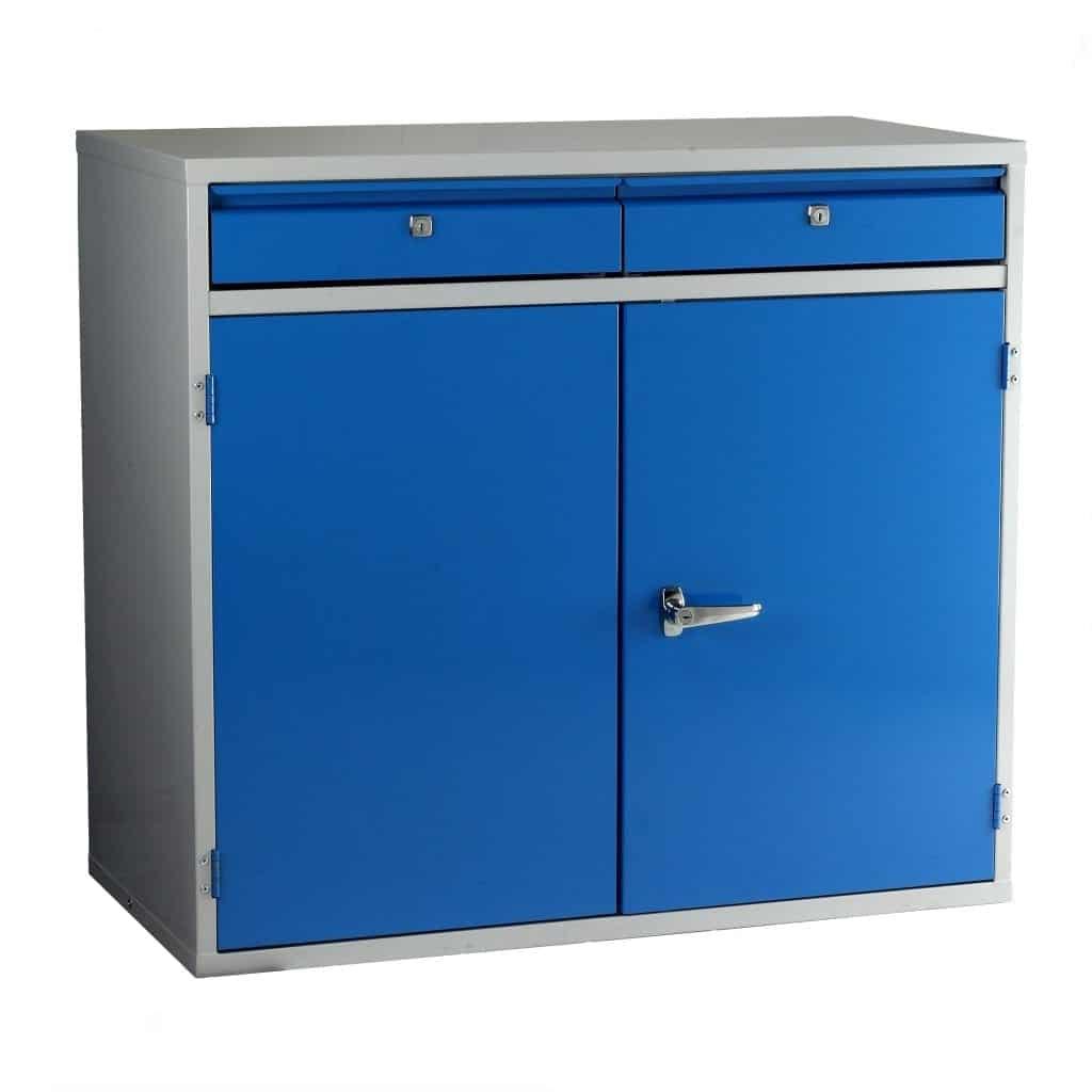 Redditek Euro 900 2 Drawer Cupboard