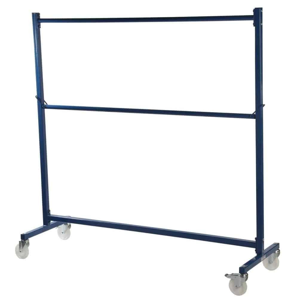 Nestable Garment Rail Blue