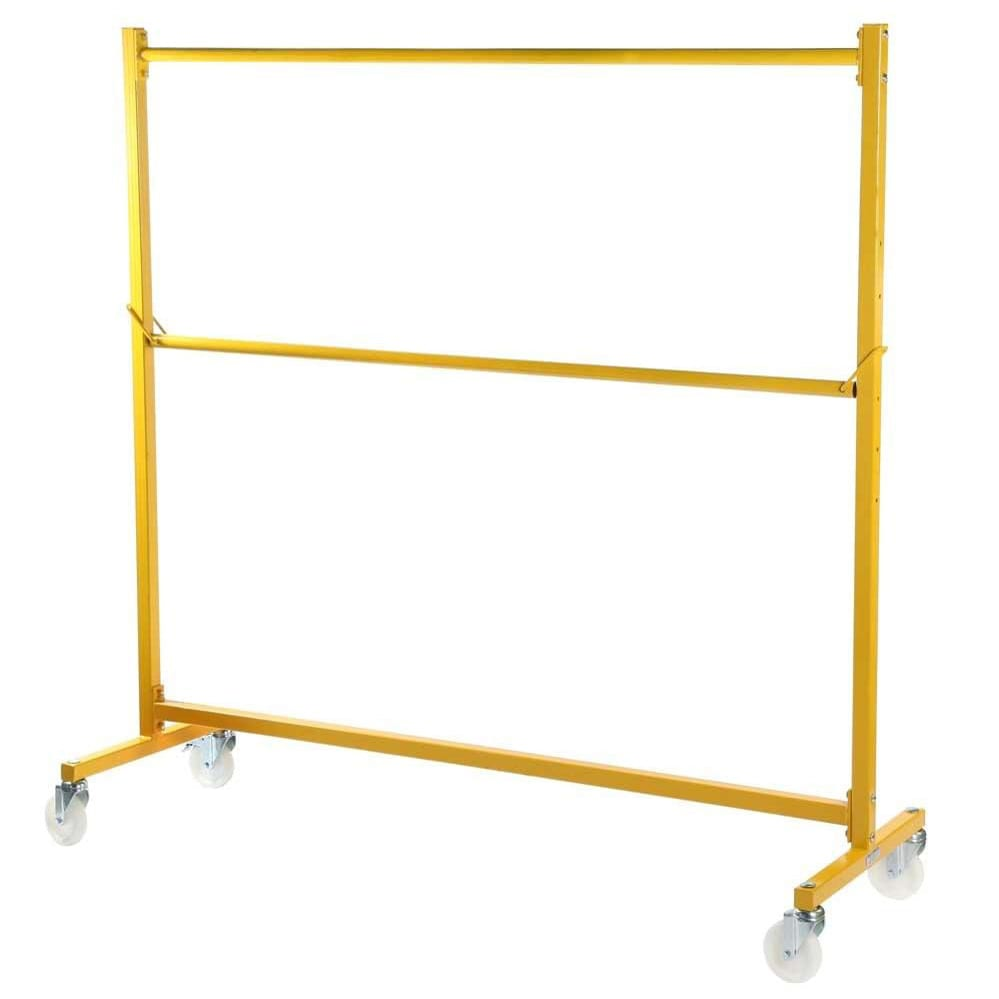 Nestable Adjustable Garment Rail Trolleys