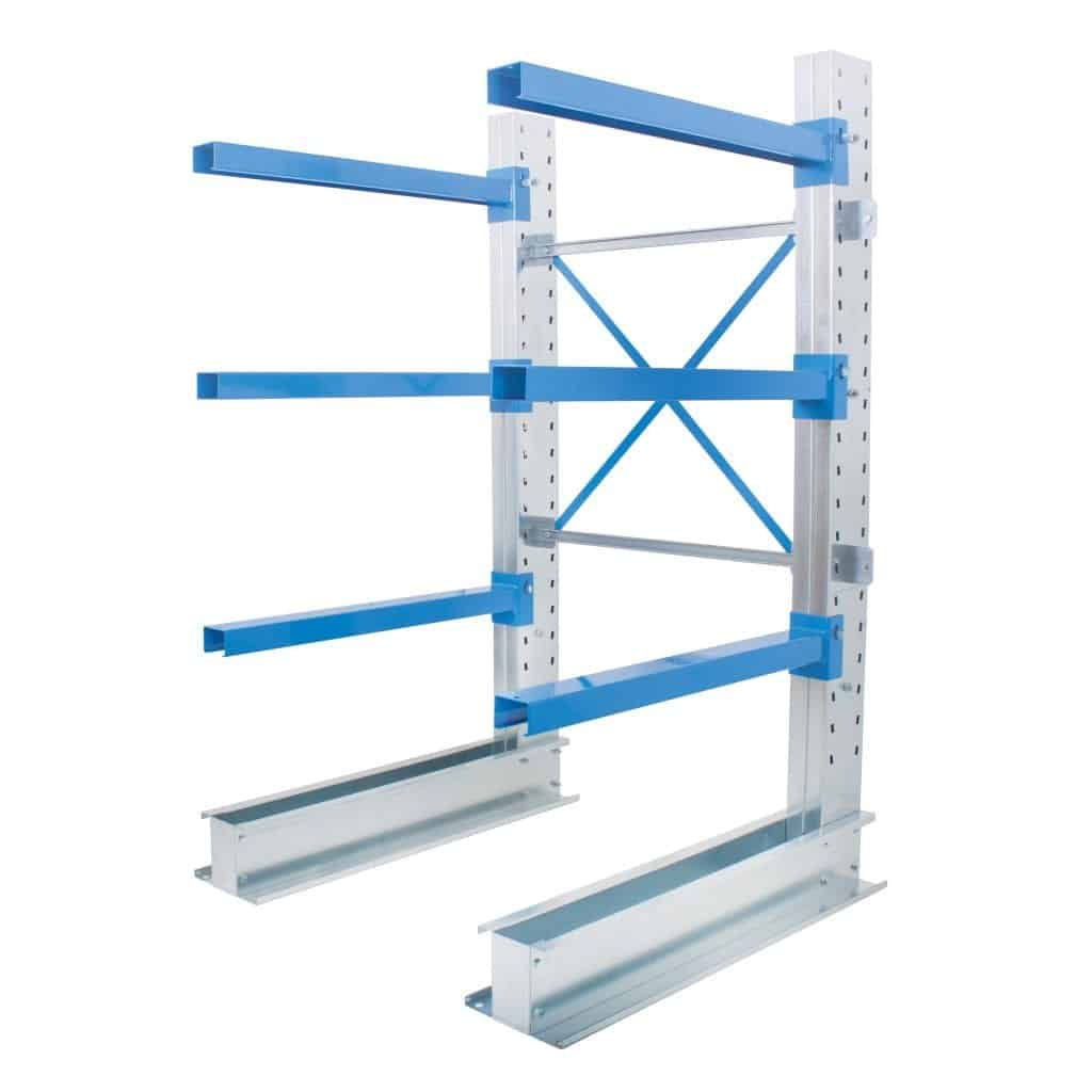 Adjustable Single Sided Cantilever Racking