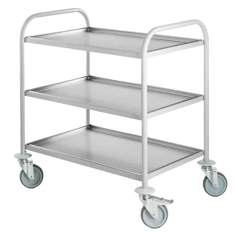 General Purpose Epoxy Coated Trolleys