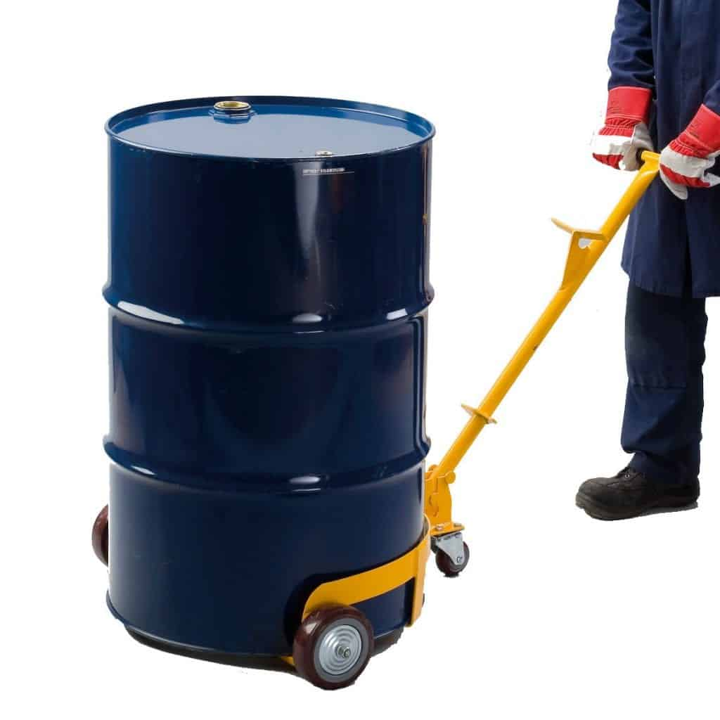 Low Profile Steel Drum Transporters