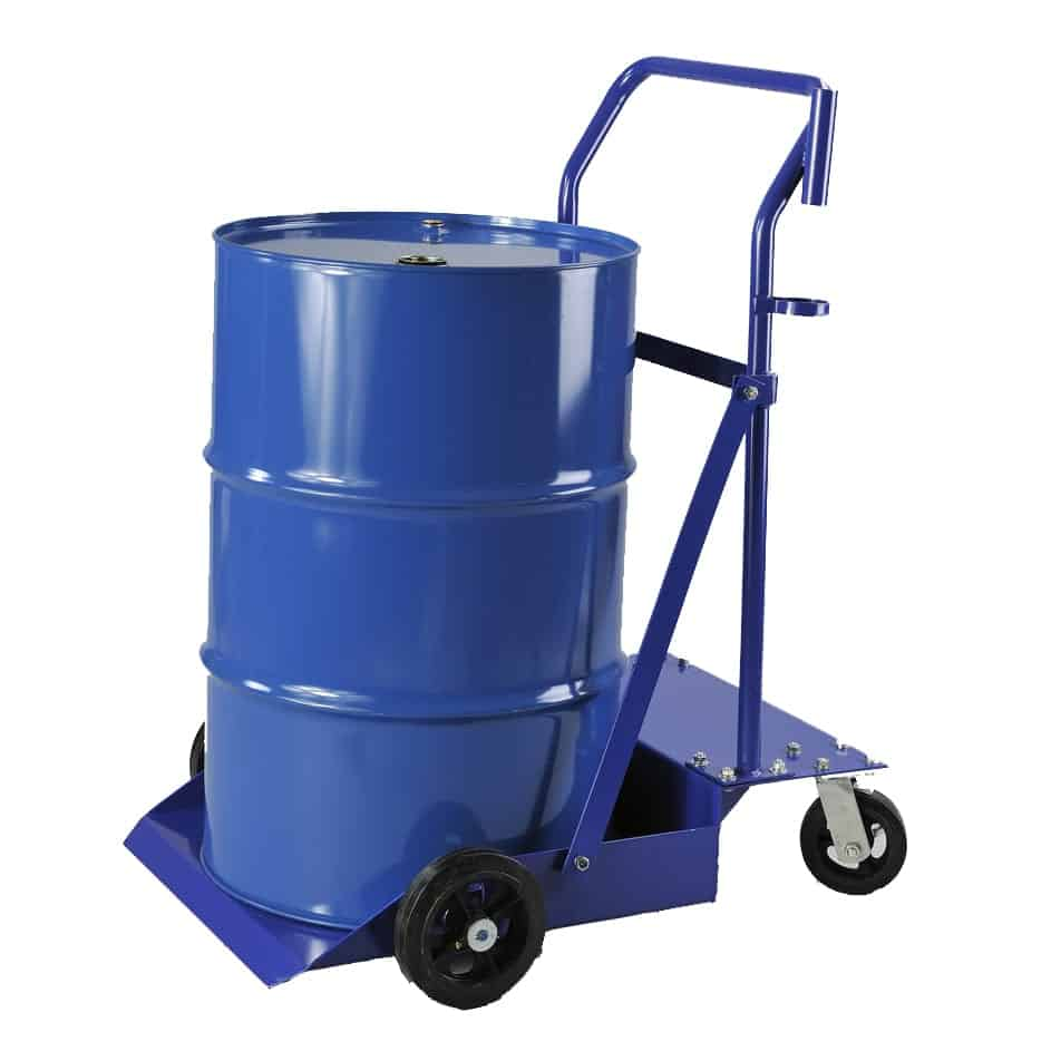 Heavy Duty Platform Drum Trolleys
