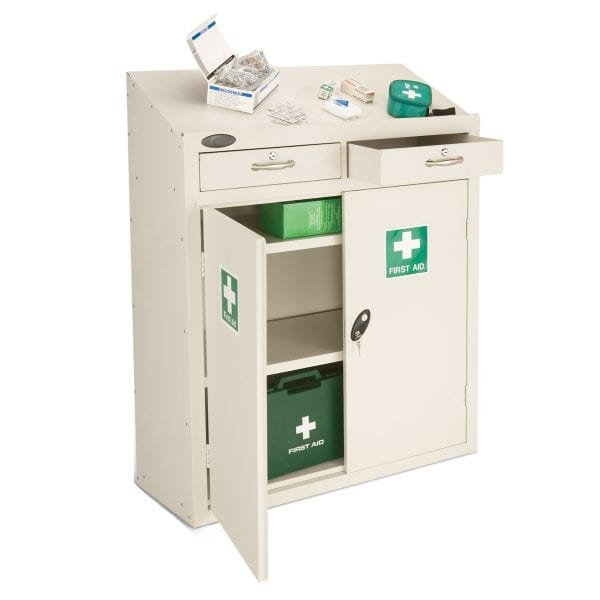 First Aid Complete Workstations
