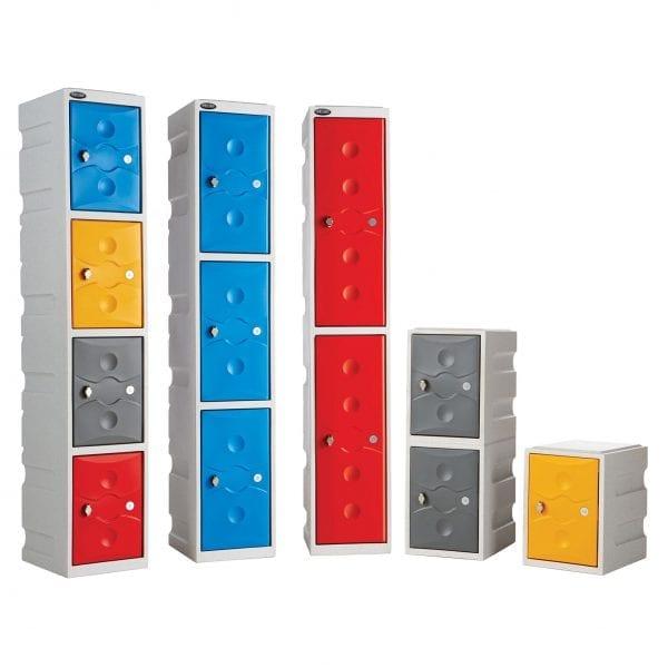 Probe Ultrabox Plastic Storage Lockers