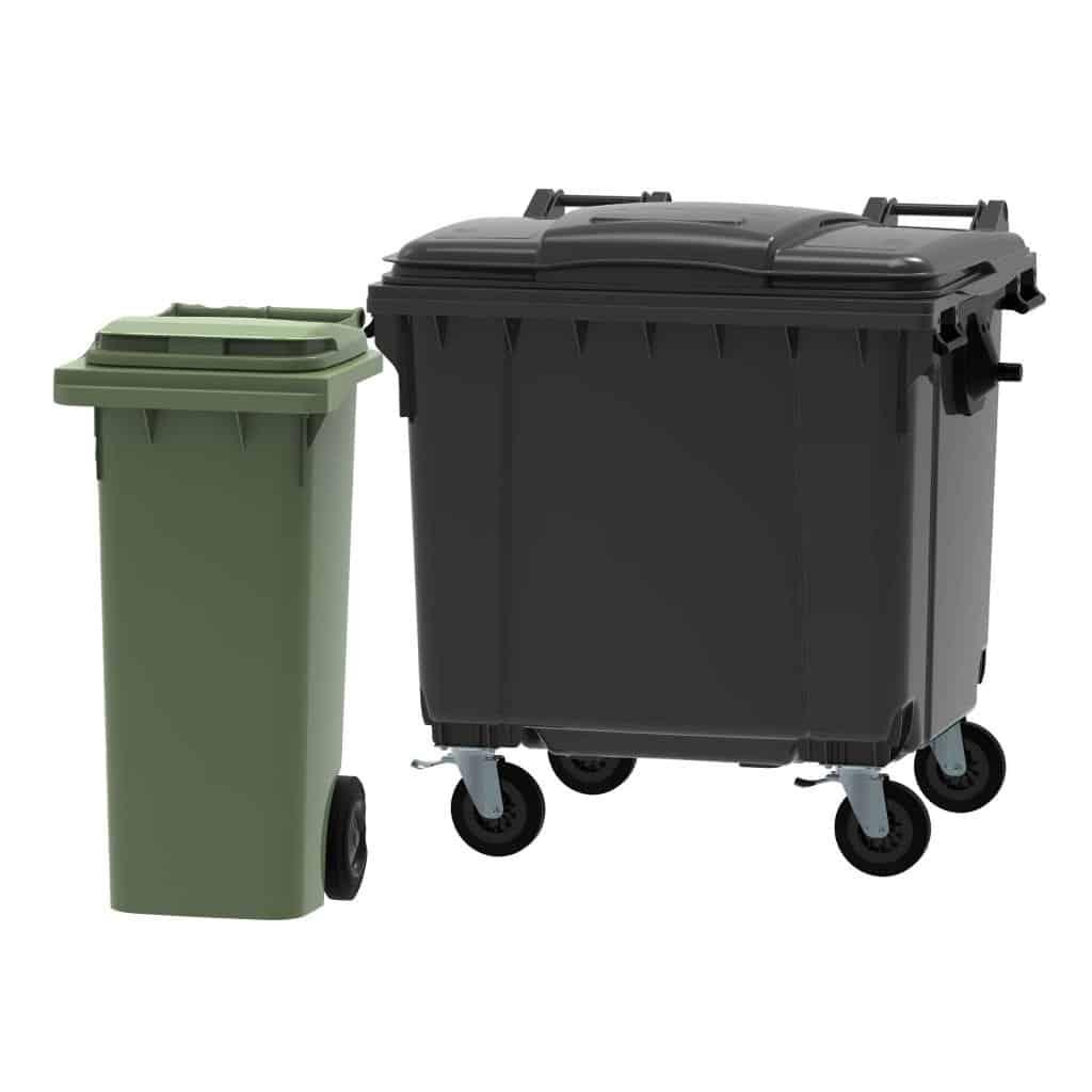 Mobile Waste Container Wheelie Bins