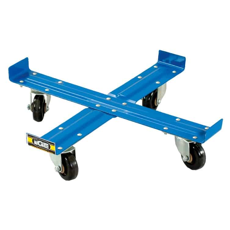 Pressed Steel 210 Litre Drum Dolly