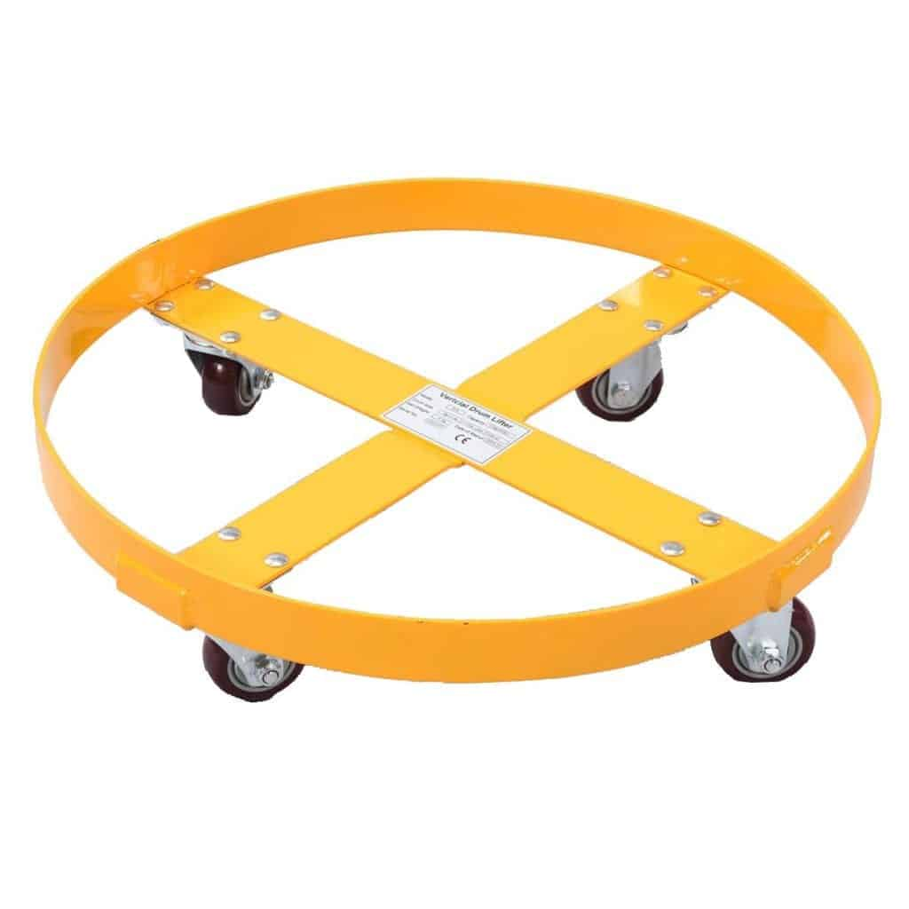 Heavy Duty Steel Drum Dolly