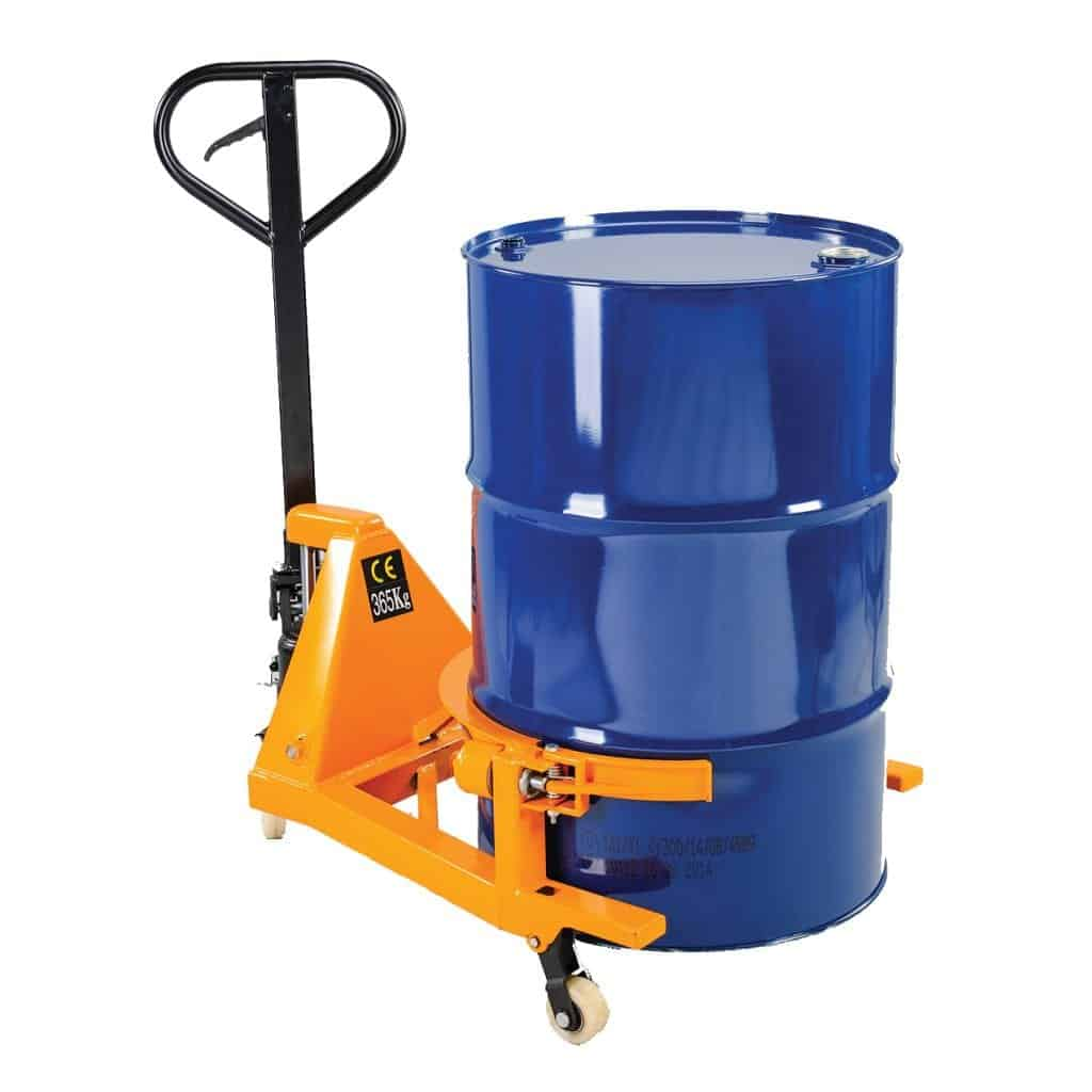 Hydraulic Pallet Truck Drum Trolley