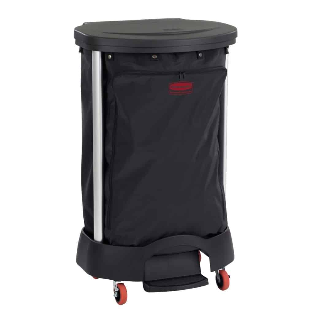 Rubbermaid Linen Step-On Hamper