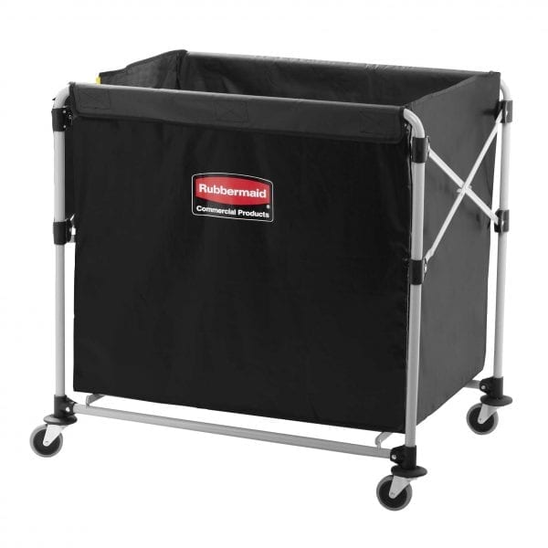 Rubbermaid Collapsible X-Cart Trolley