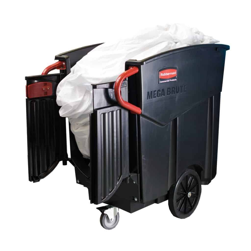 Mega Brute Mobile Linen Collector