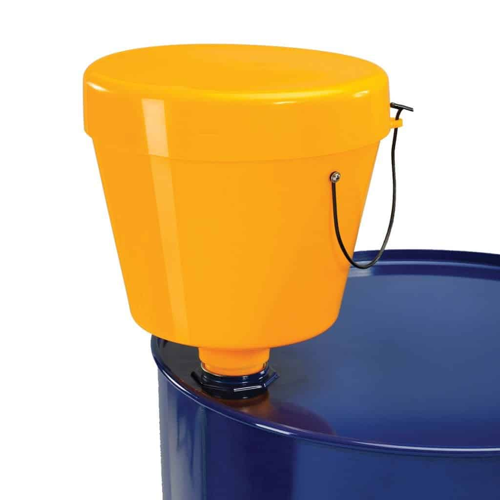 Large Capacity Plastic Smart Funnel