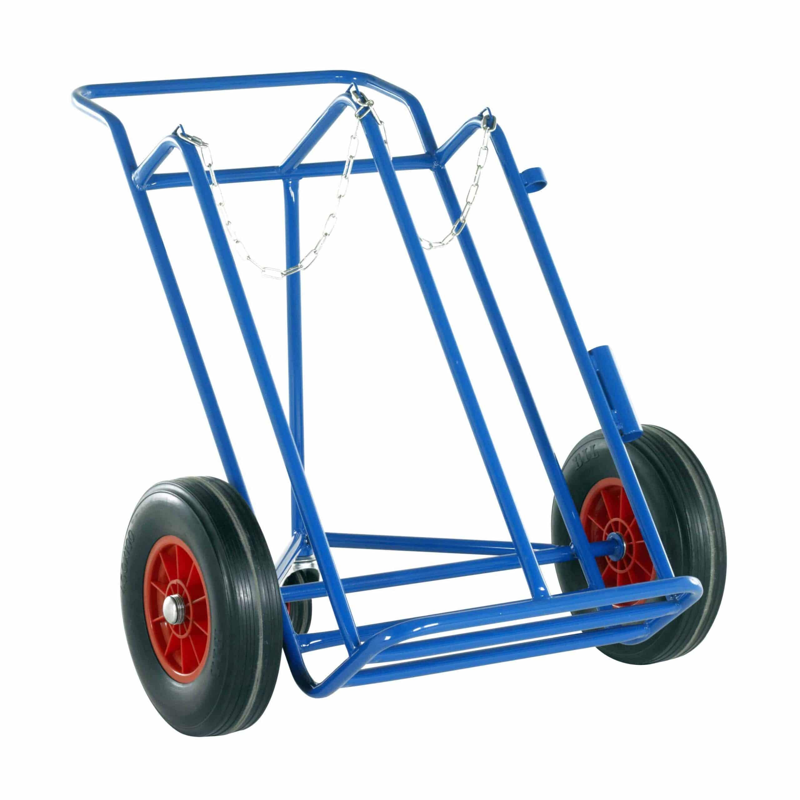 3 Wheel Welders Trolley