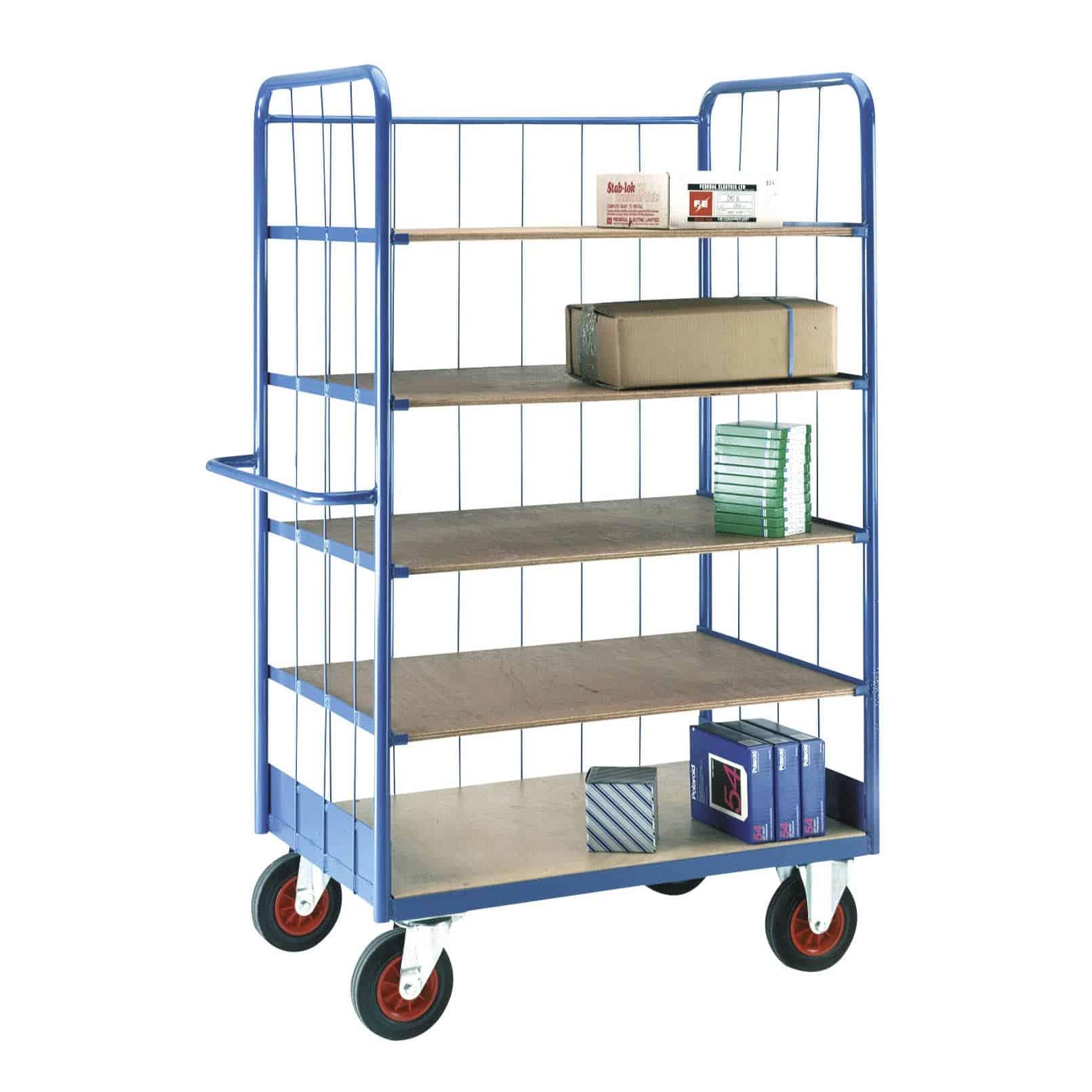Rod Superstructure Shelf Truck