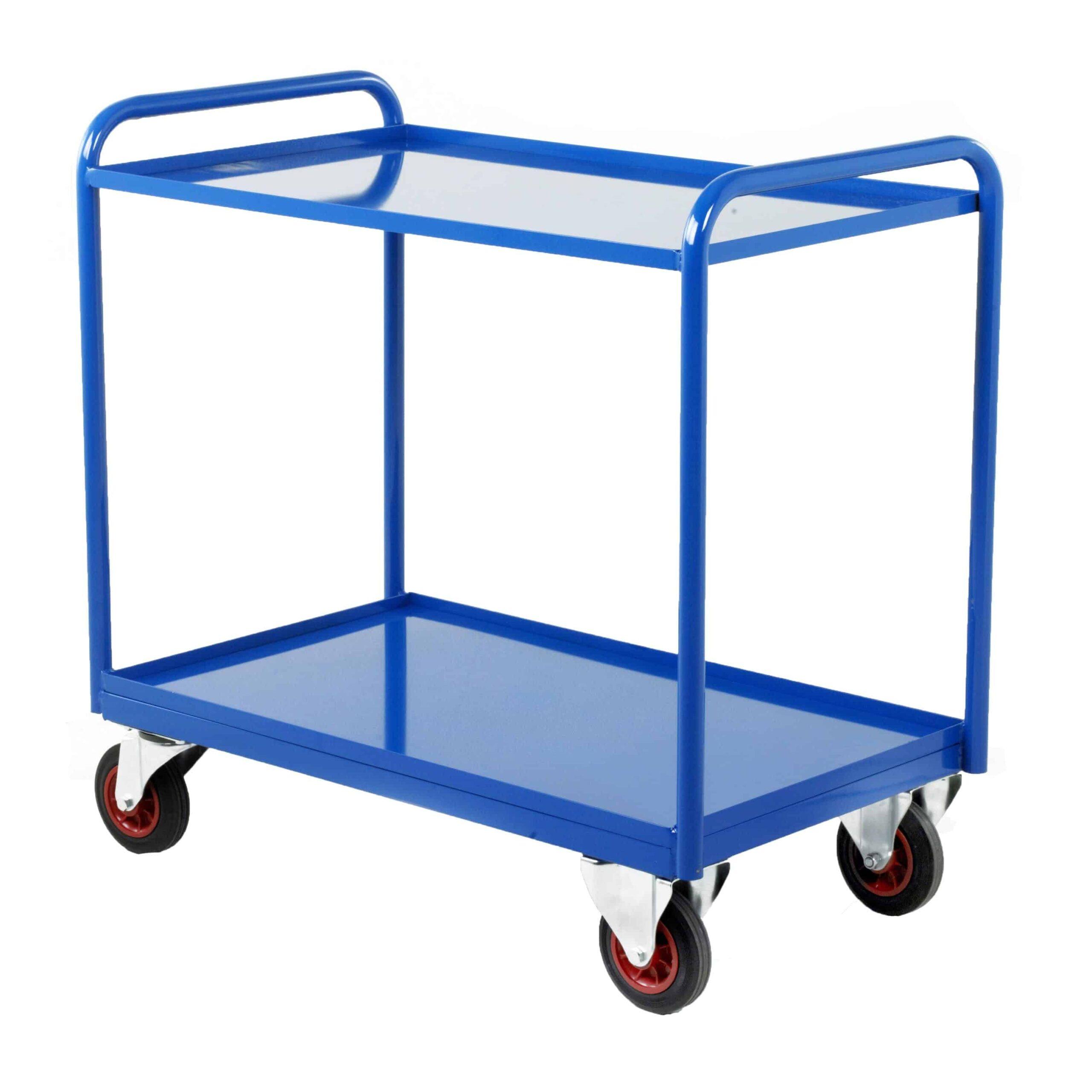 Steel Tray Industrial Tray Trolleys