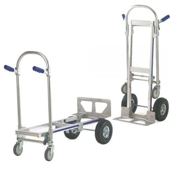 .Aluminium Two Way Sack Trucks