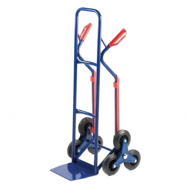 High Back Stairclimber Sack Trucks