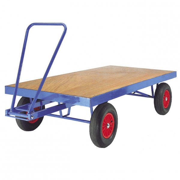 Flatbed Turntable Trailers