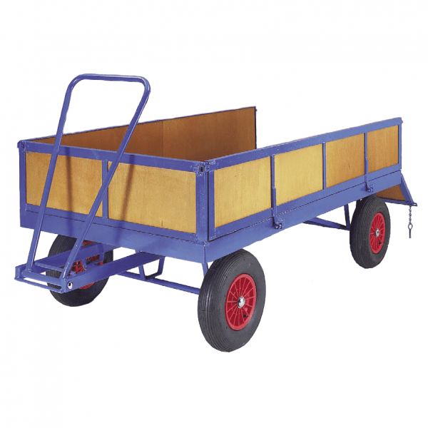 Drop Sided Trailers