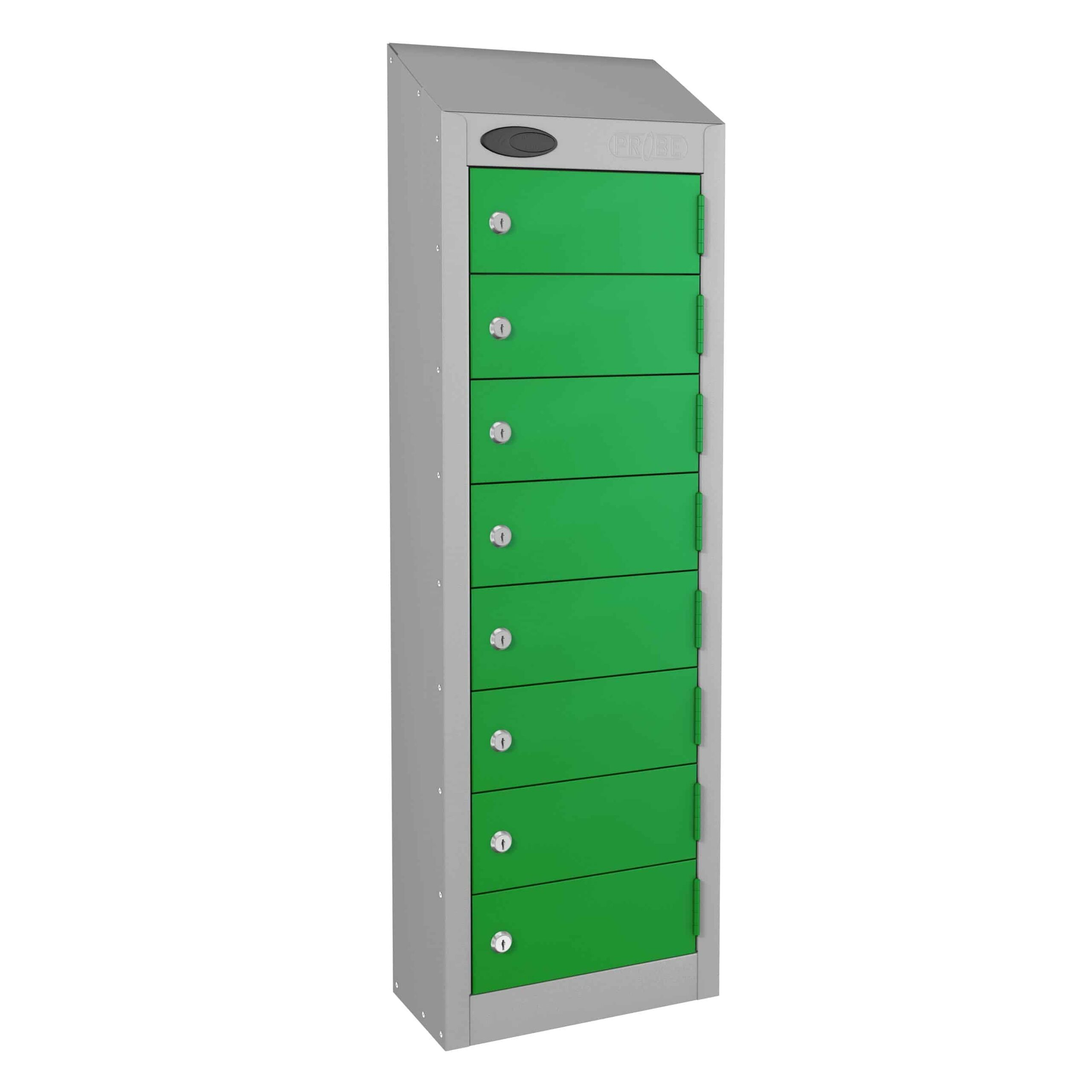 8 Door Wallet Lockers