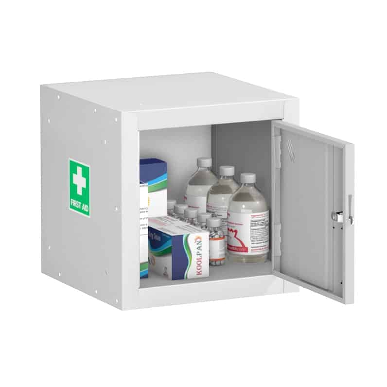 Probe Cube Medical Locker