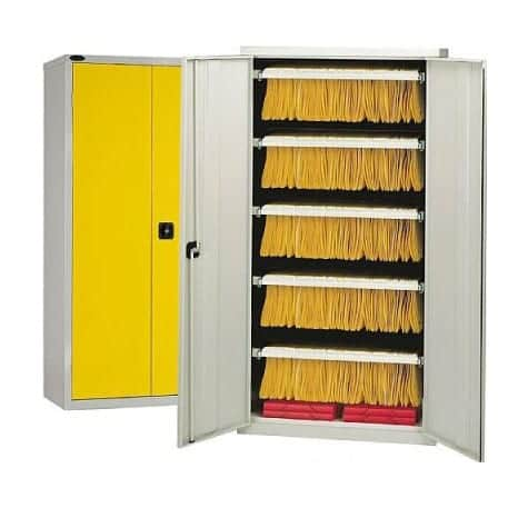 Commercial Lateral Storage Cupboards