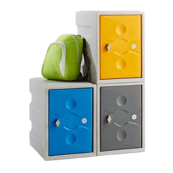 Plastic Waterproof Mini Lockers