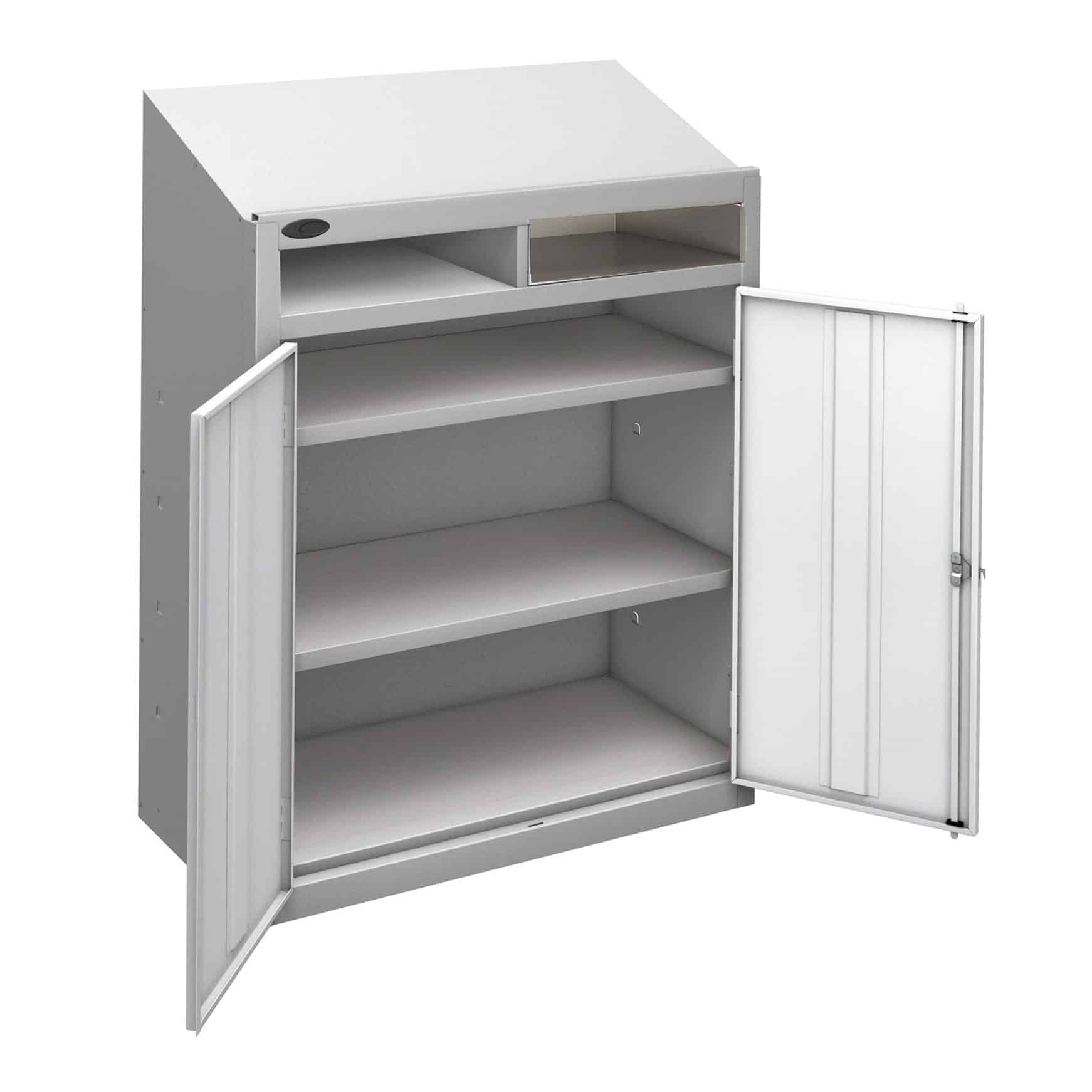 Two Door First Aid Workstations
