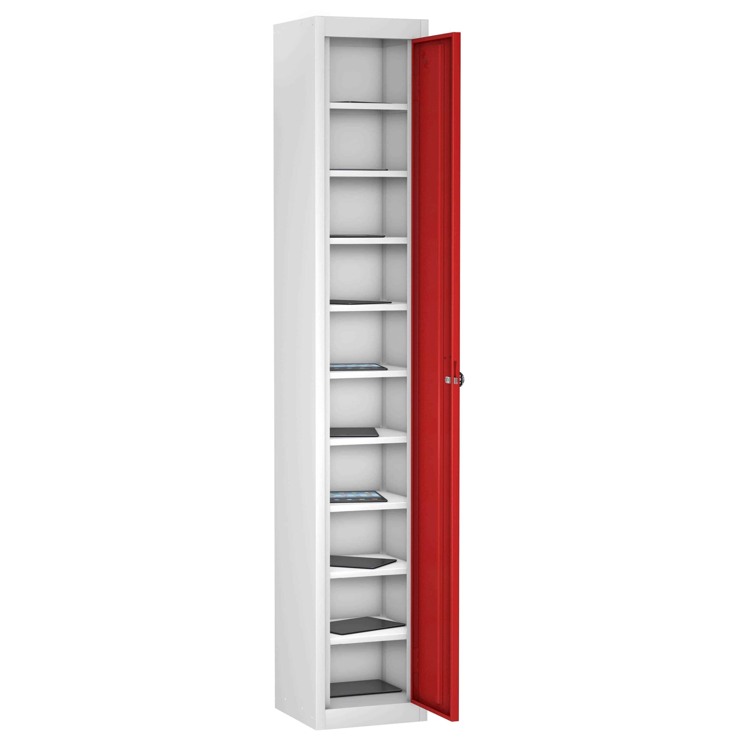 TABbox 10 Shelf Storage Lockers