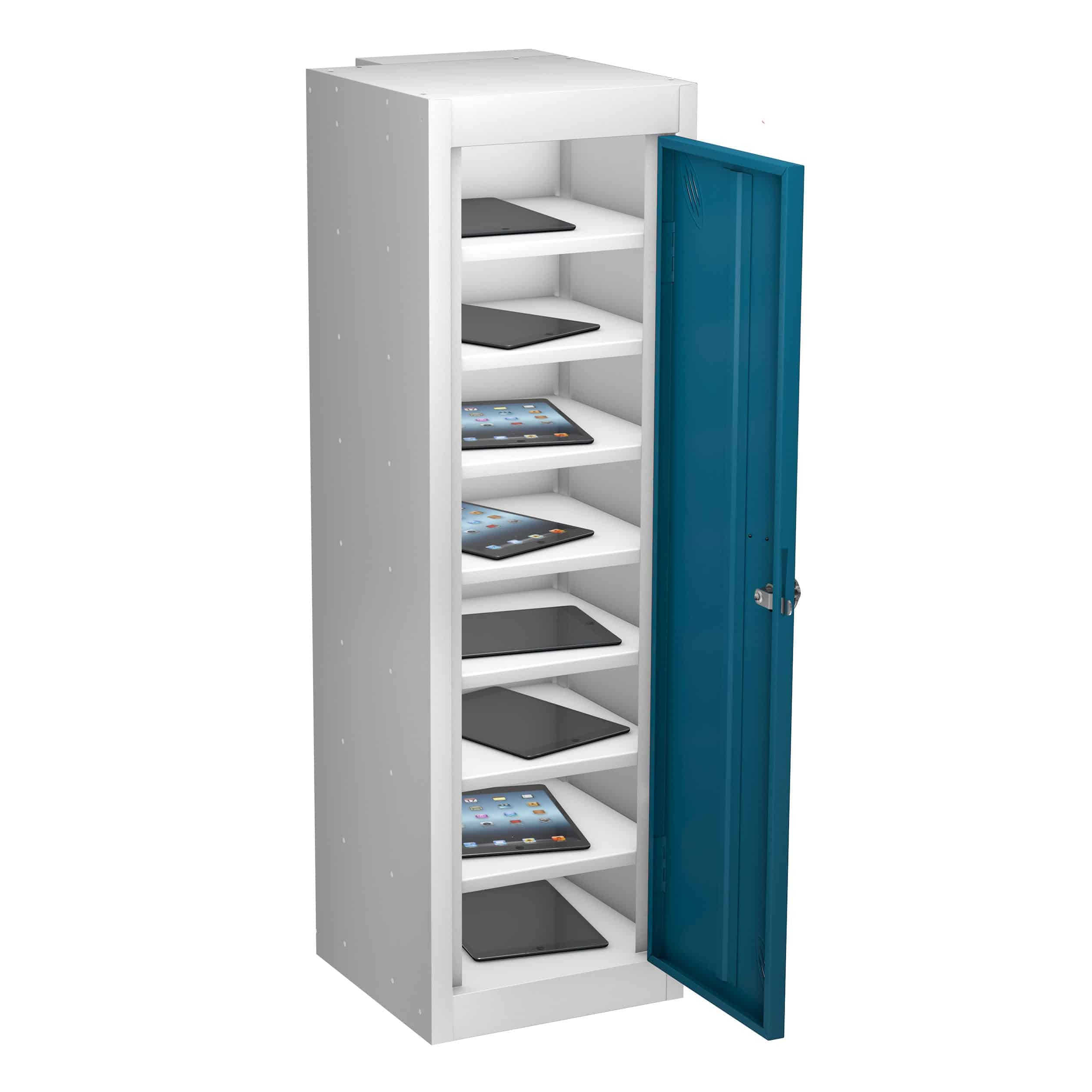 TABbox 8 Shelf Storage Lockers