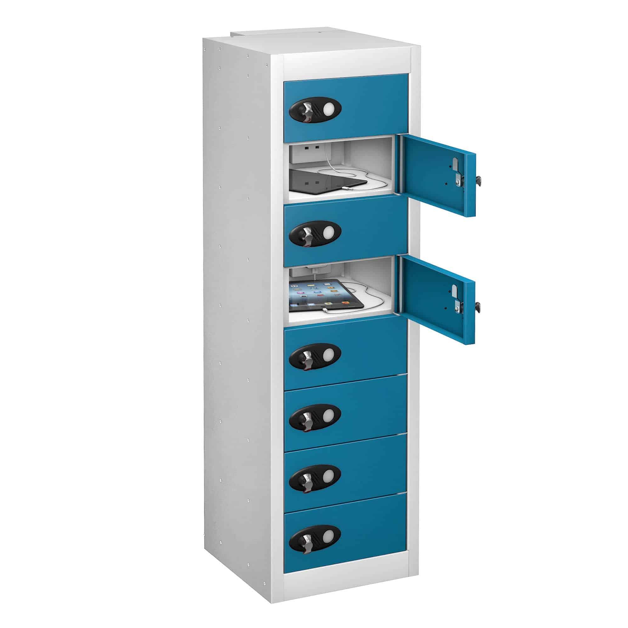 TABbox 8 Door Charging Lockers