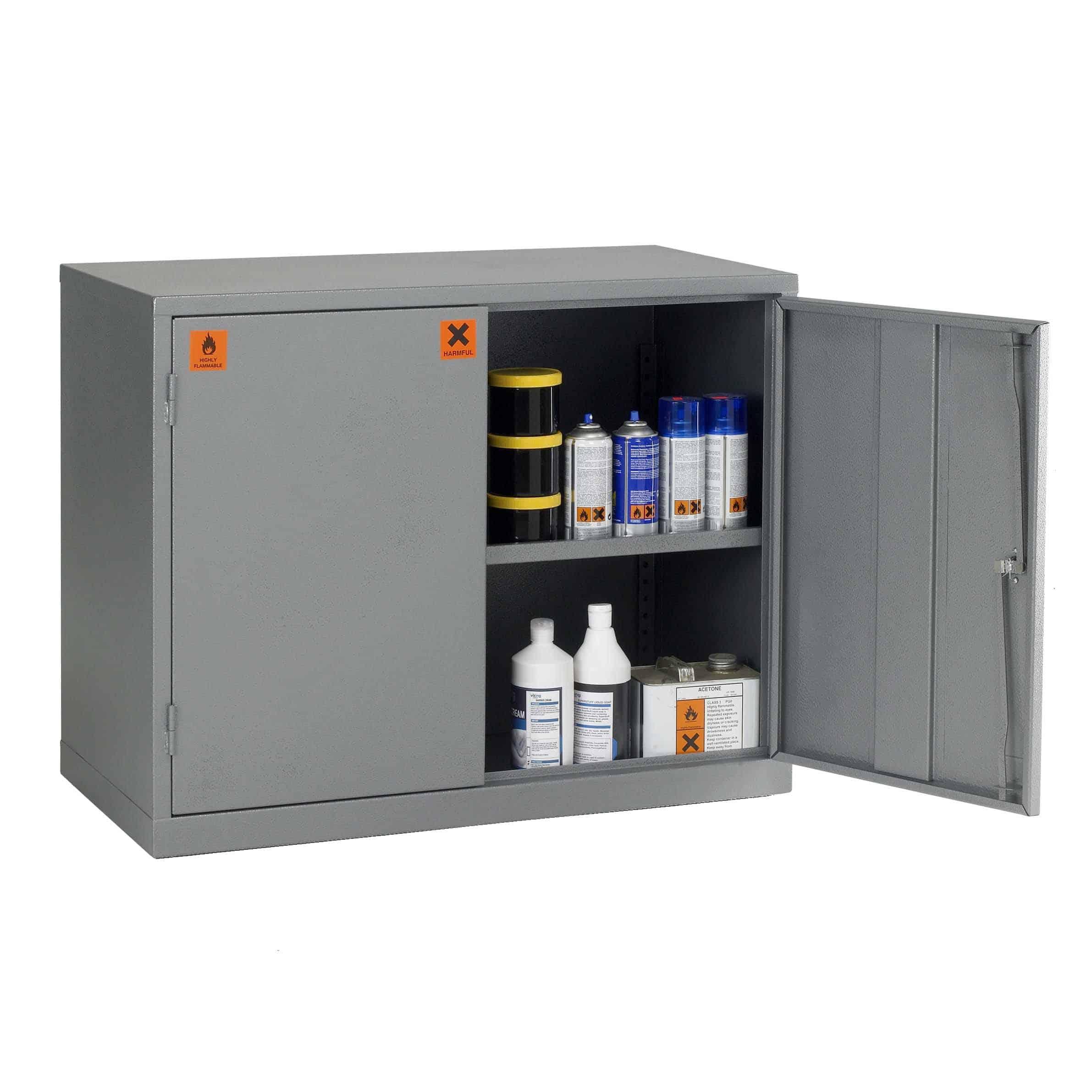 SU04C COSHH Storage Cabinets