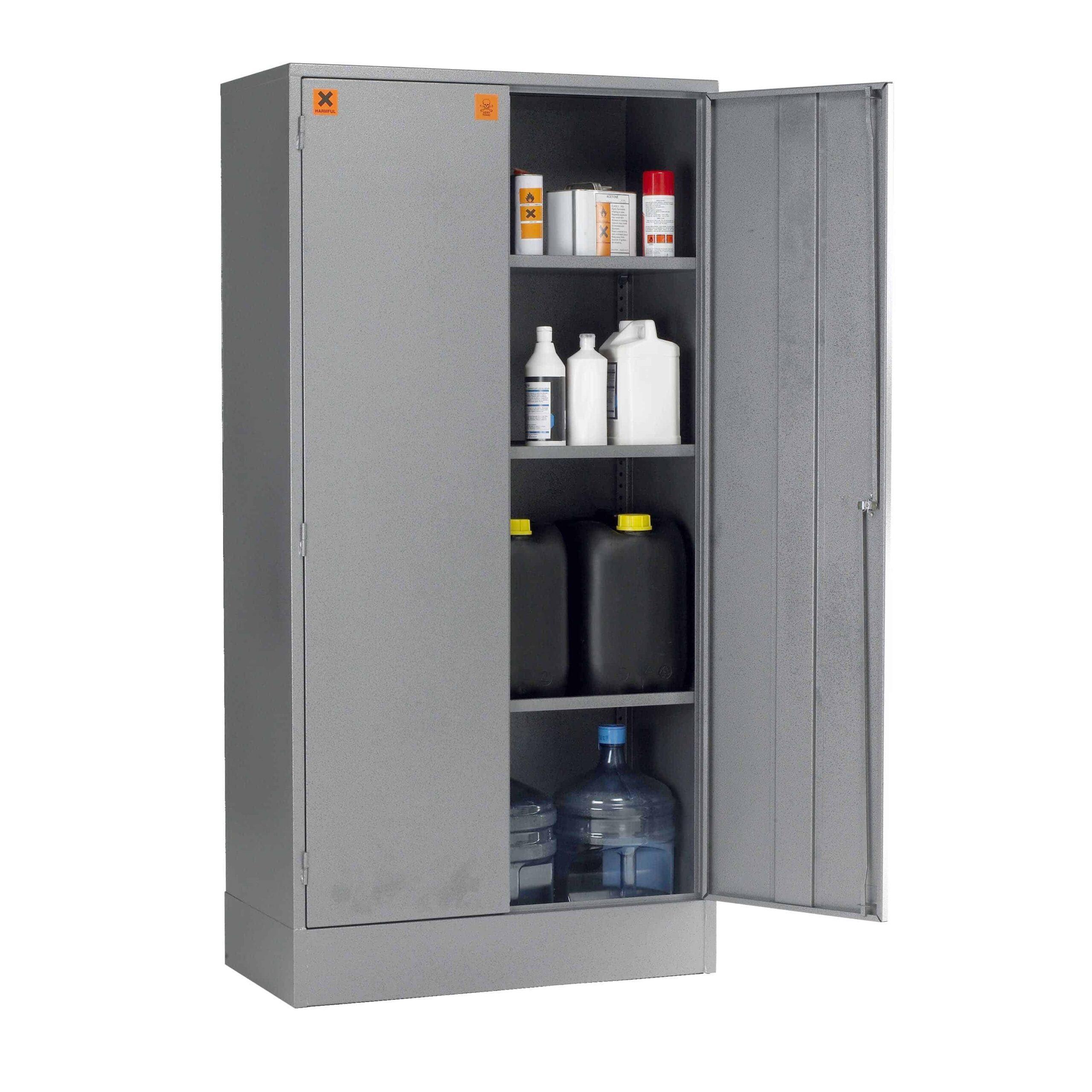 SU08C COSHH Storage Cabinets