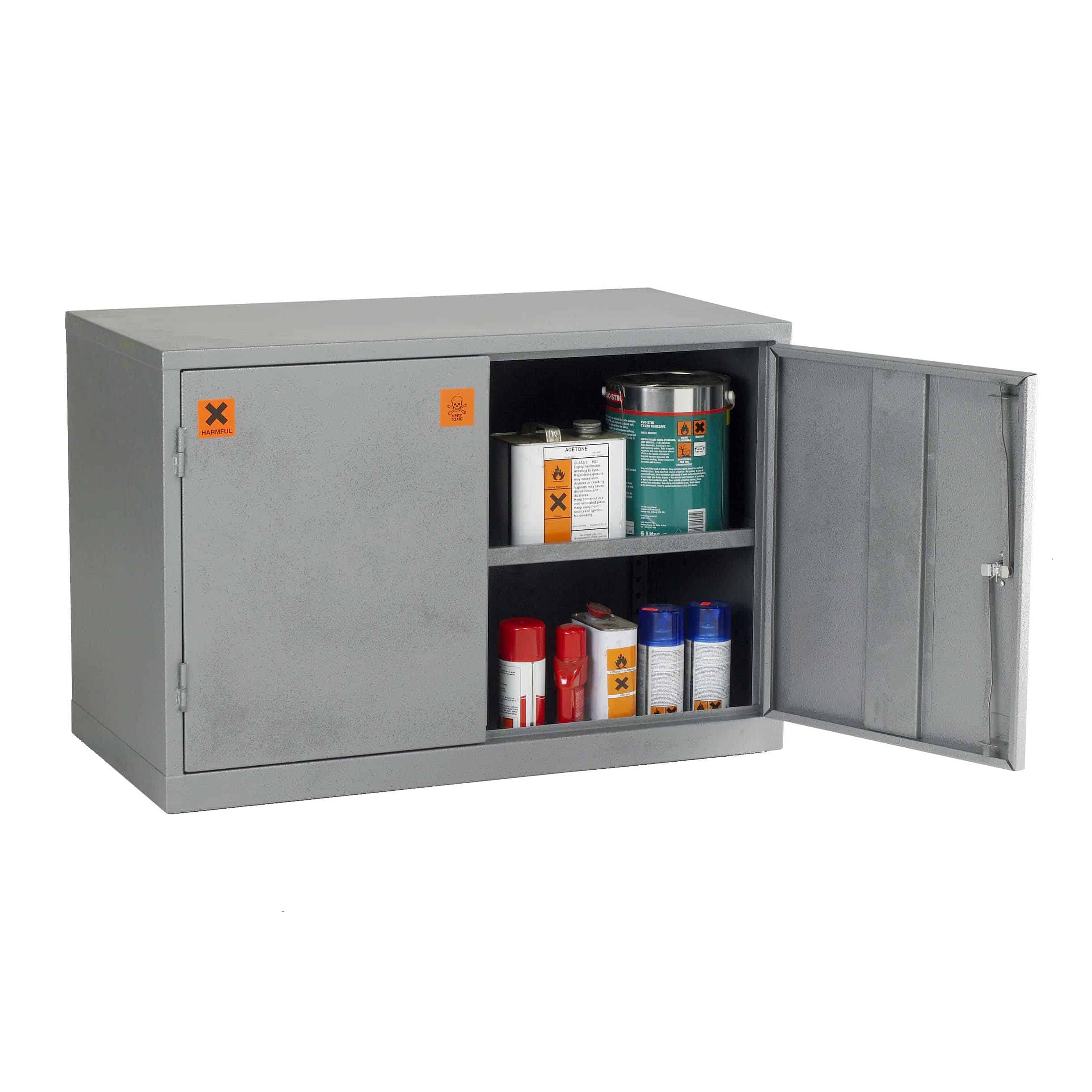SU17C COSHH Storage Cabinets