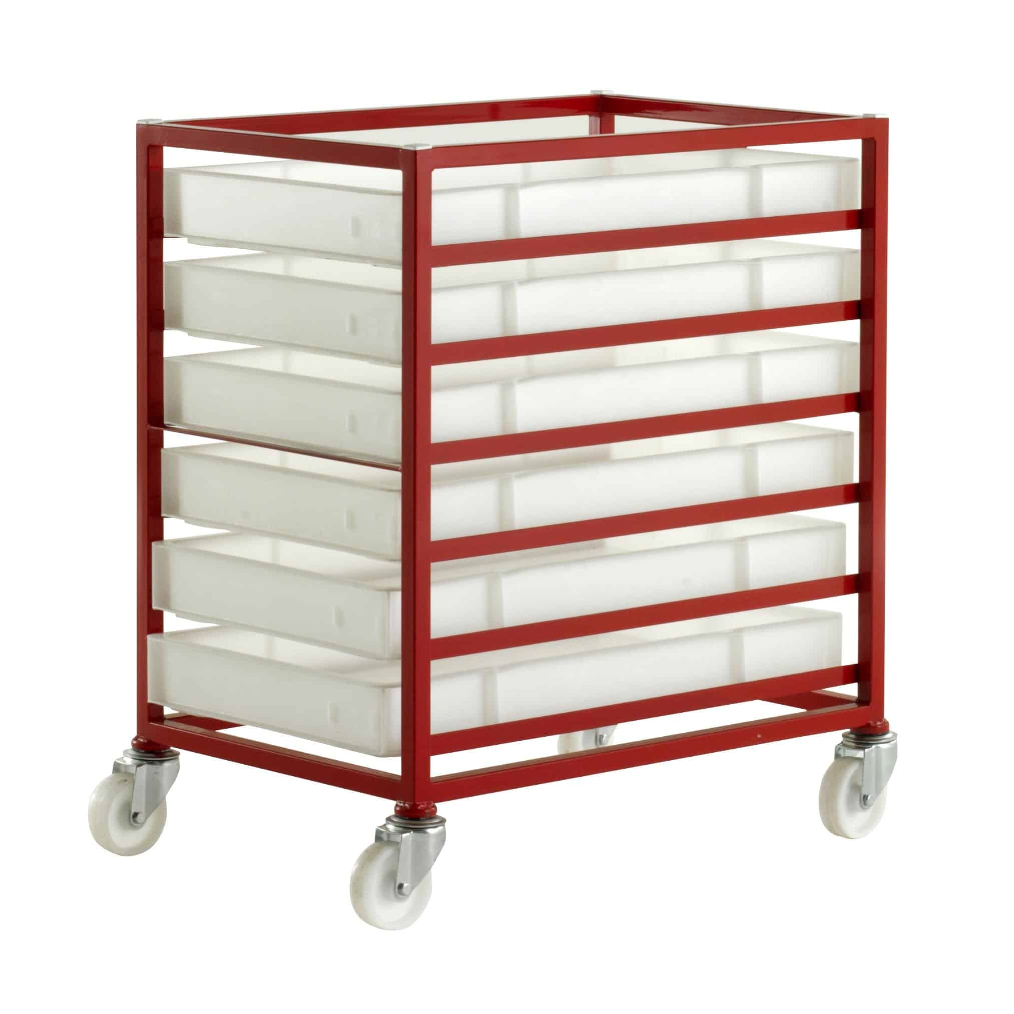CT36 Mobile Tray Racks