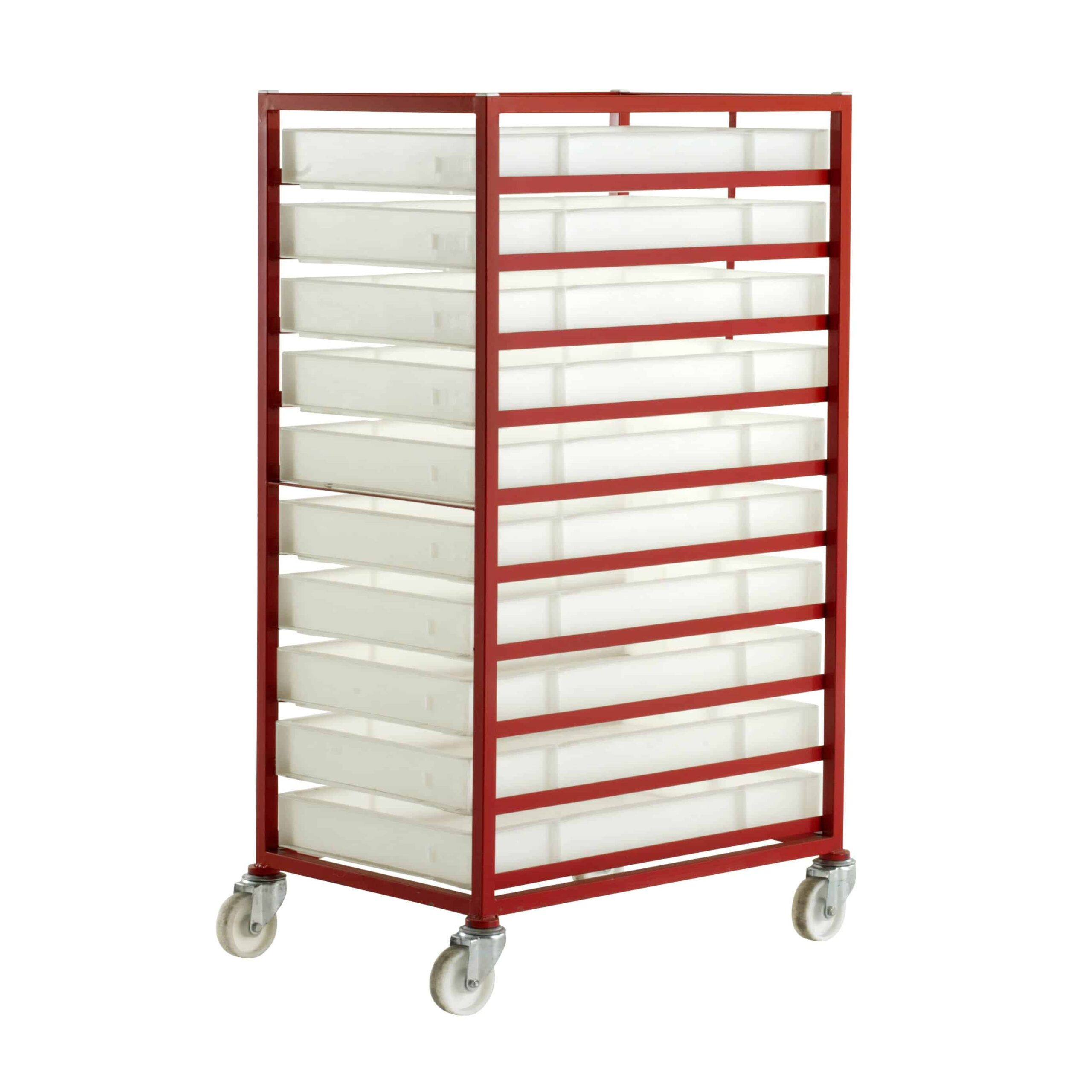 CT31 Mobile Tray Racks