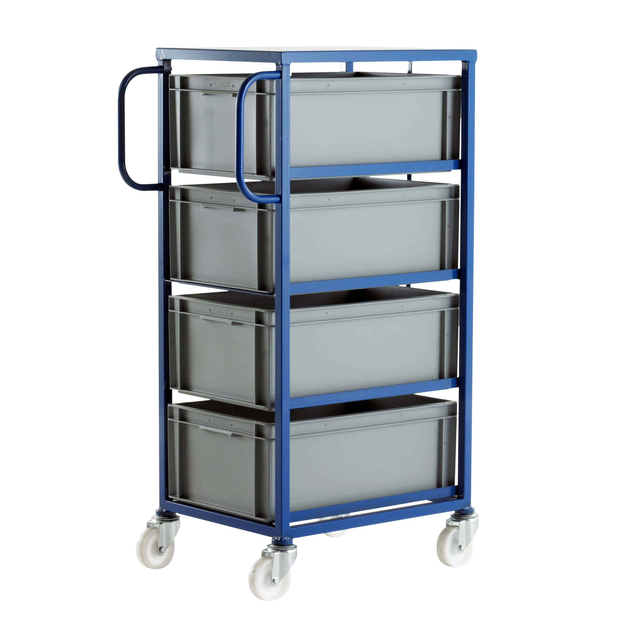 CT64 Mobile Tray Racks