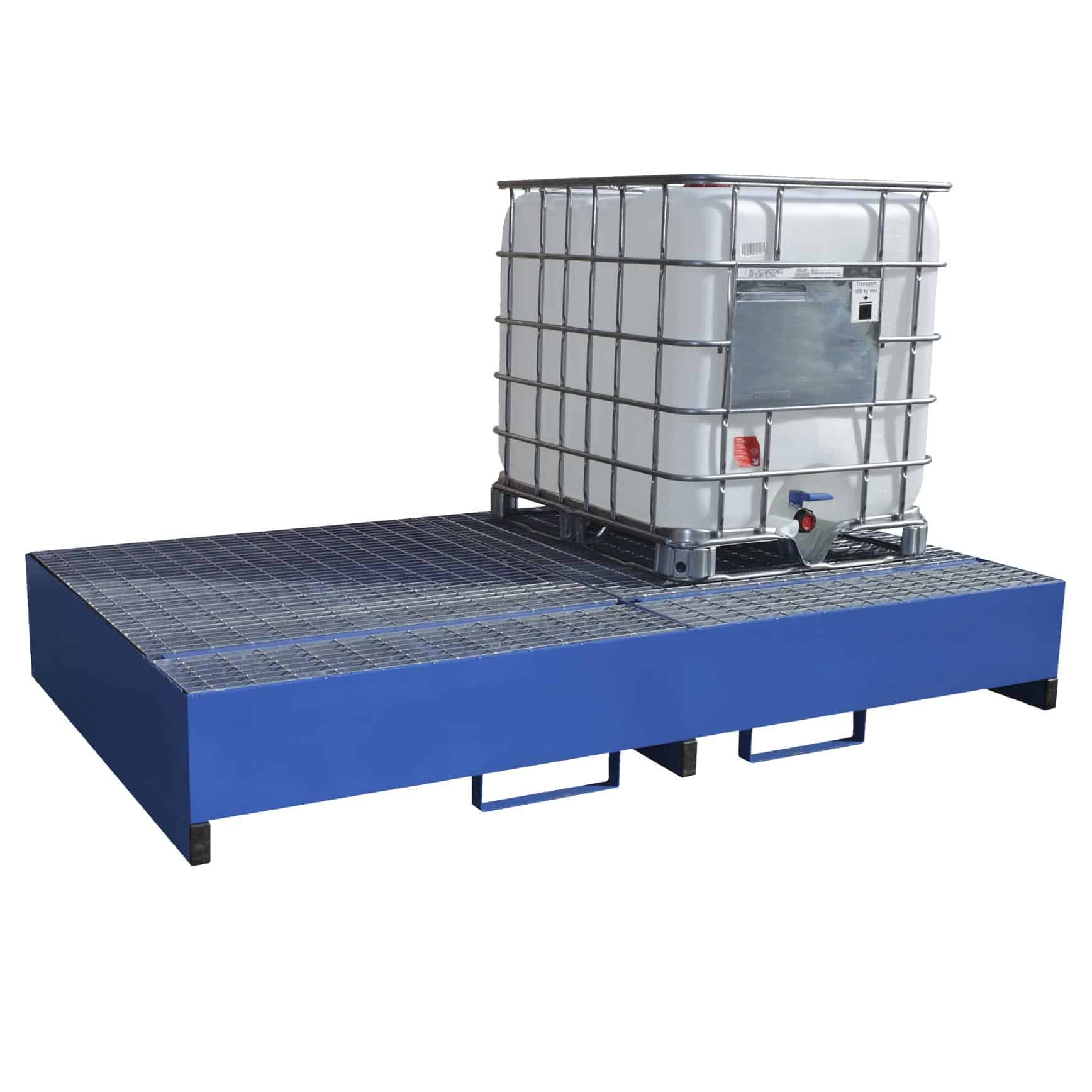 Two IBC Spill Pallet