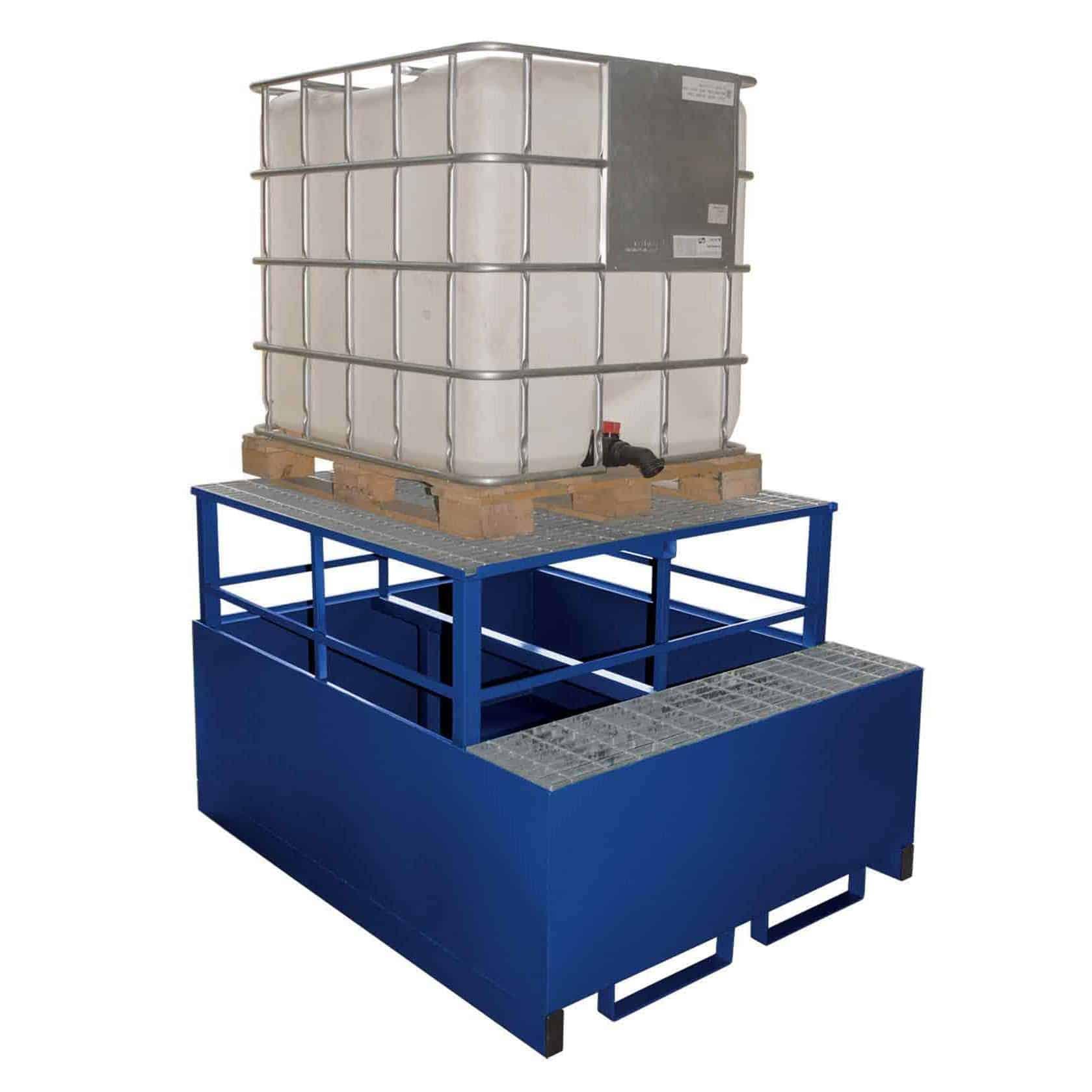 IBC Dispensing Frame Spill Pallet