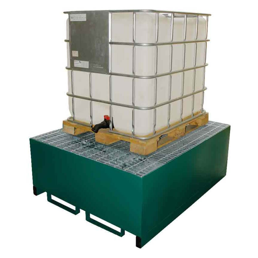 Single IBC Spill Pallet